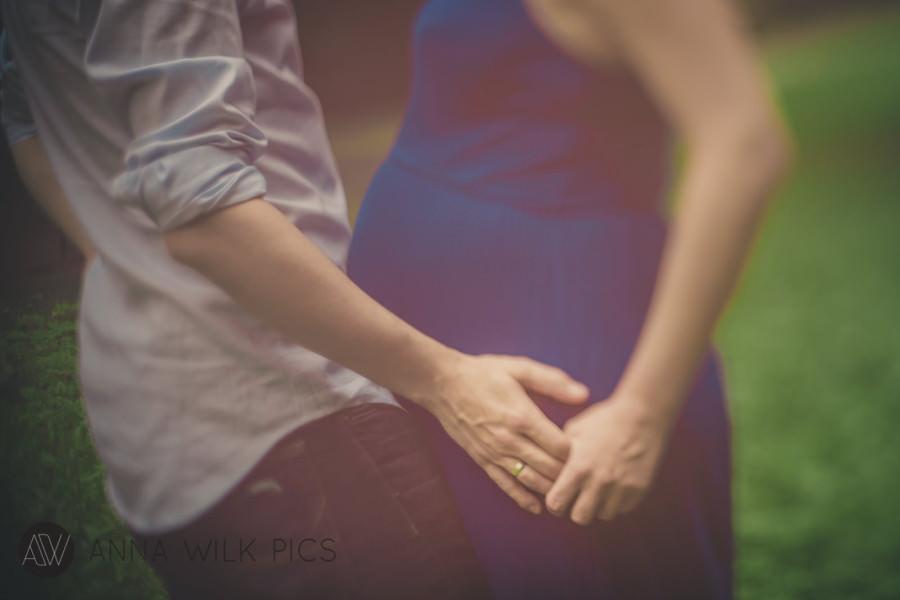 Kasia i Dominik - sesja ciążowa